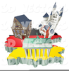 Travel And Tourism Clipart Image