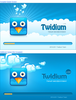 Twitdium Splash Screen For Twitdium Image