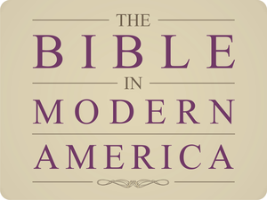 Bible In America Image