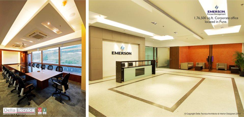 top interor design company in bangalore corporate turnkey interior