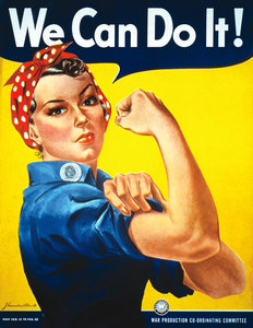 We Can Do It Image