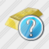 Icon Gold Question Image