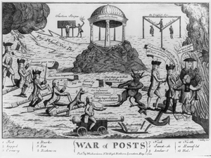 War Of Posts  / T. Colley, Fect. Image