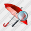 Icon Umbrella Search2 Image