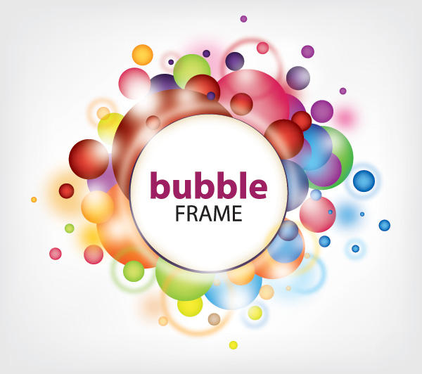 Bubble Frame 1 Free Images At Clker Com Vector Clip