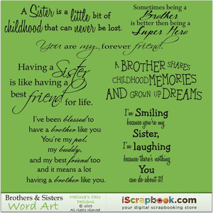 Brotherssisterswordartmoreinfo Image