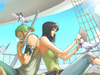 Robin And Zoro Image