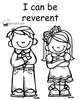 Reverence In Primary Clipart Image