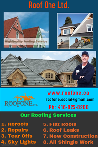 Hire Trained And Leading Roofing Contractors Oakville Image