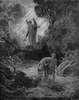 Paul Gustave Dore Adam And Eve Expelled Image
