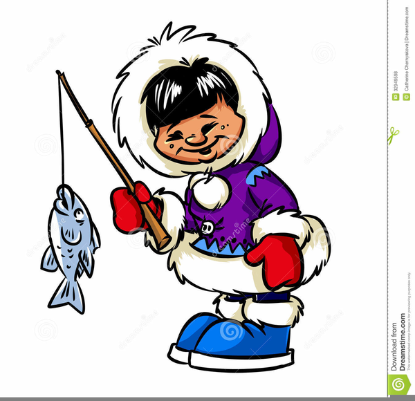 cartoon eskimo clipart free images at clker com vector clip art rh clker com eskimo clipart images american eskimo clipart