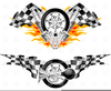 Clipart Racing Flag Image