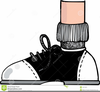 Socks Clipart Black And White Image