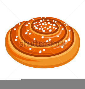 Bun In The Oven Clipart Image