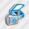 Icon Import Digital Image