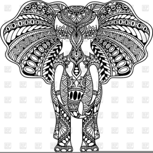 Henna Tattoos Clipart Free Images At Clker Com Vector Clip Art