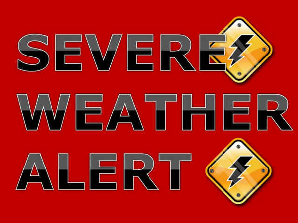 Image result for WEATHER ALERT CLIPART