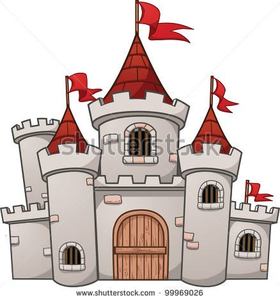 Castle Clipart Cartoon Image