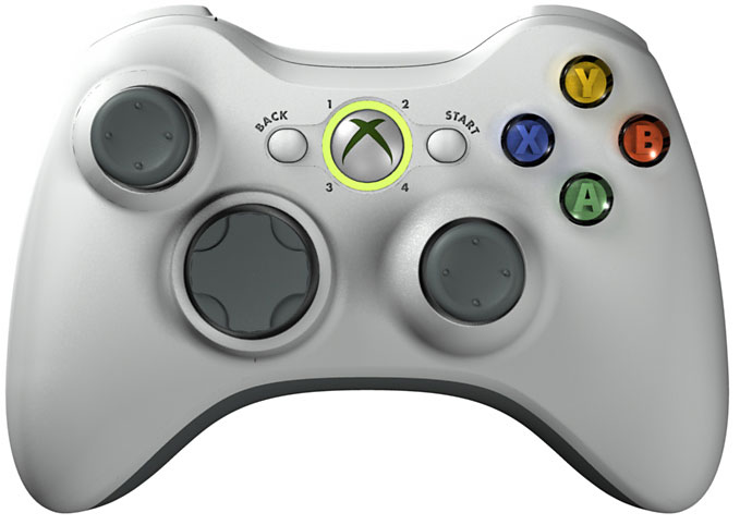 Xbox Controller Recovers Stolen Console   Free Images at Clker com    Xbox 360 Transparent