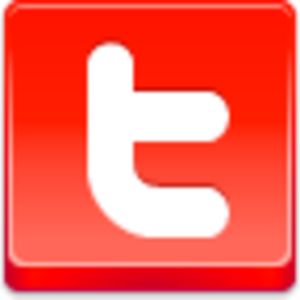Free Red Button Icons Twitter Image