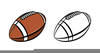 American Football Cliparts Image