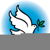Peace Dove Logos Image