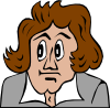 Beethoven Cartoon Clip Art