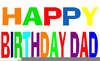Free Clipart Of Happy Birthday Image