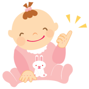 Baby Girl Idea | Free Images at Clker.com - vector clip ...