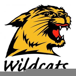 Wildcat Clipart Logo - Oshkosh West Wildcat Logo - Free Transparent PNG  Download - PNGkey