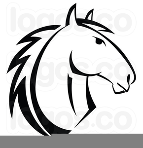 horse head outline clipart free images at clker com vector clip rh clker com horse head clipart png horse head clip art images