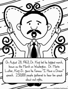 free clipart of martin luther king day free images at clker com
