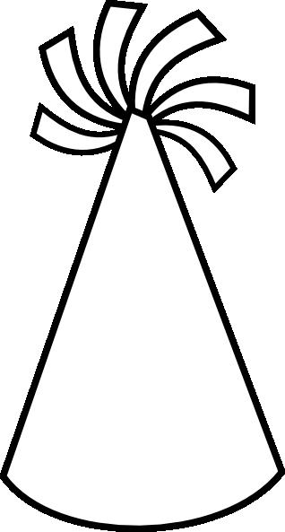 plain party hat clip art at clker com vector clip art online