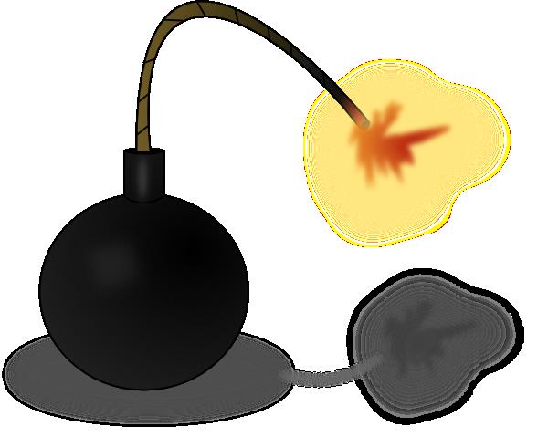 Bomb Clip Art at Clker.com - vector clip art online ...