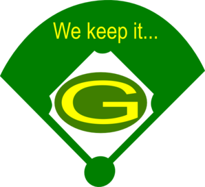 Olympia Softball Final Version Clip Art
