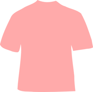 Pink Shirt Clip Art at Clker.com - vector clip art online, royalty ...