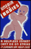 Unfair To Babies A Helpless Infant Can T Go On Strike : It Depends On Your Care. Clip Art