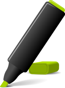 Highlighter  Clip Art