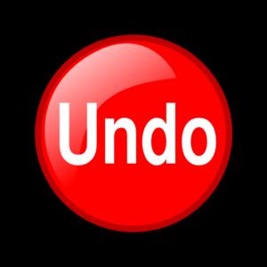 Undo Clip Art at Clker.com - vector clip art online, royalty free ...