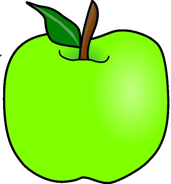 green delicious apple clip art at clker com vector clip art online rh clker com red and green apple clip art red and green apple clip art