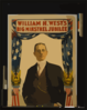 William H. West S Big Minstrel Jubilee Clip Art