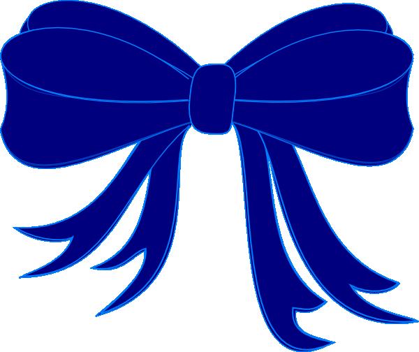 blue bow ribbon clip art at clker com vector clip art online rh clker com blue ribbon clipart free blue ribbon clip art transparent background