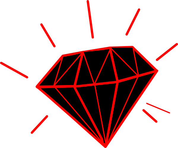 free clip art diamond - photo #19