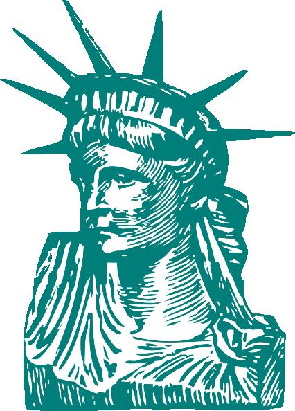 Statue Of Liberty Clip Art at Clker.com - vector clip art ...