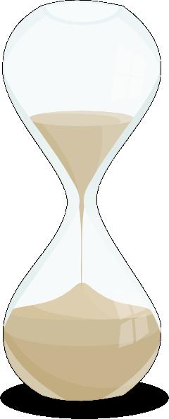 Sand Clock Clip Art At Clker Com Vector Clip Art Online