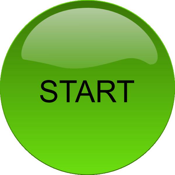 start button clip art at clkercom vector clip art