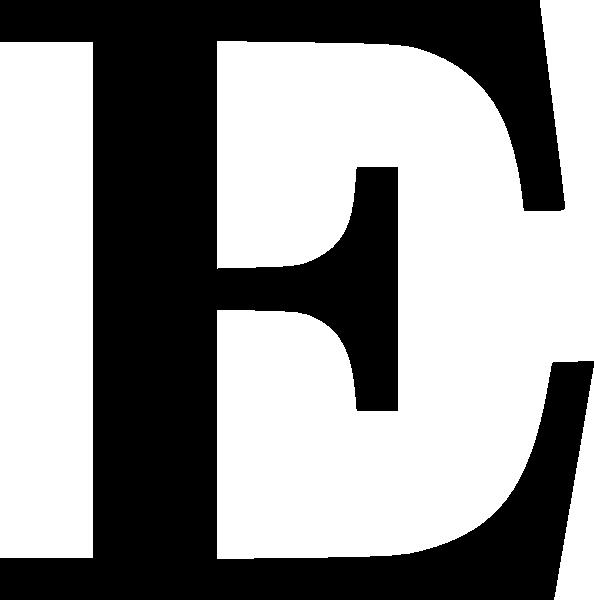 Cyrillic Letter E Clip Art at Clker.com - vector clip art online ...