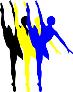 Drill Team Clip Art