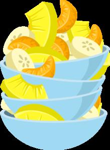exotic fruit salad clip art at clker com vector clip art online rh clker com