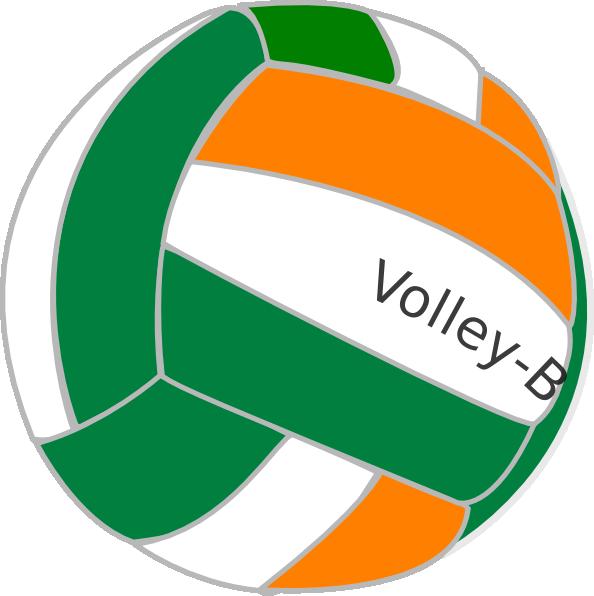 cartoon volleyball clipart - photo #33